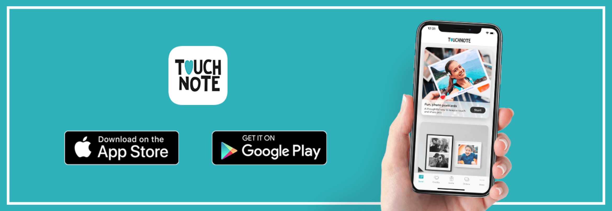 Image result for touchnote app