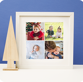 Baby's First Christmas Galley Frames