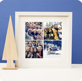 Christmas Gallery Frame