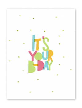 Touchnote send birthday card