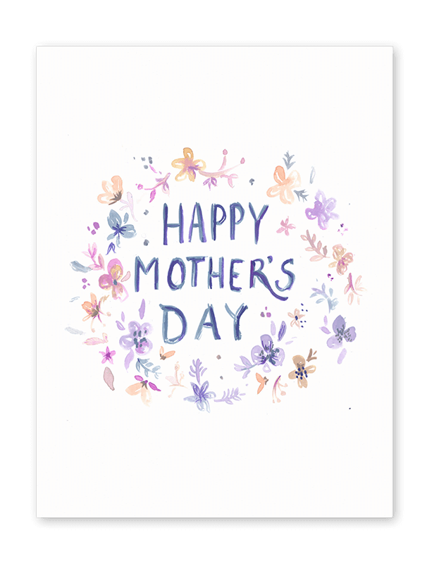 Mothers Day Card 1