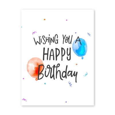Touchnote cool birthday cards