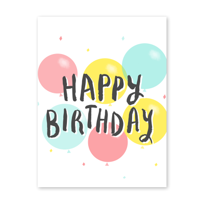 Touchnote birthday cards online