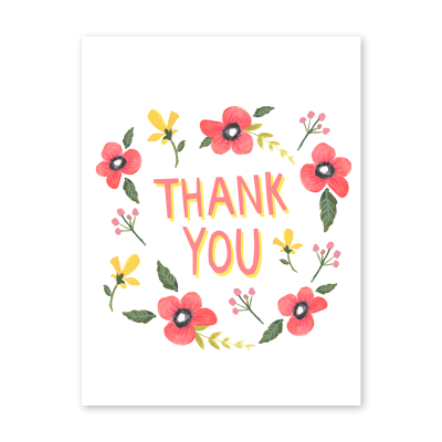 Touchnote wedding thank you cards