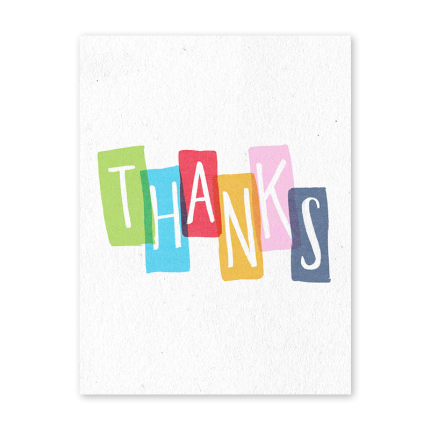 Touchnote send thank you cards online